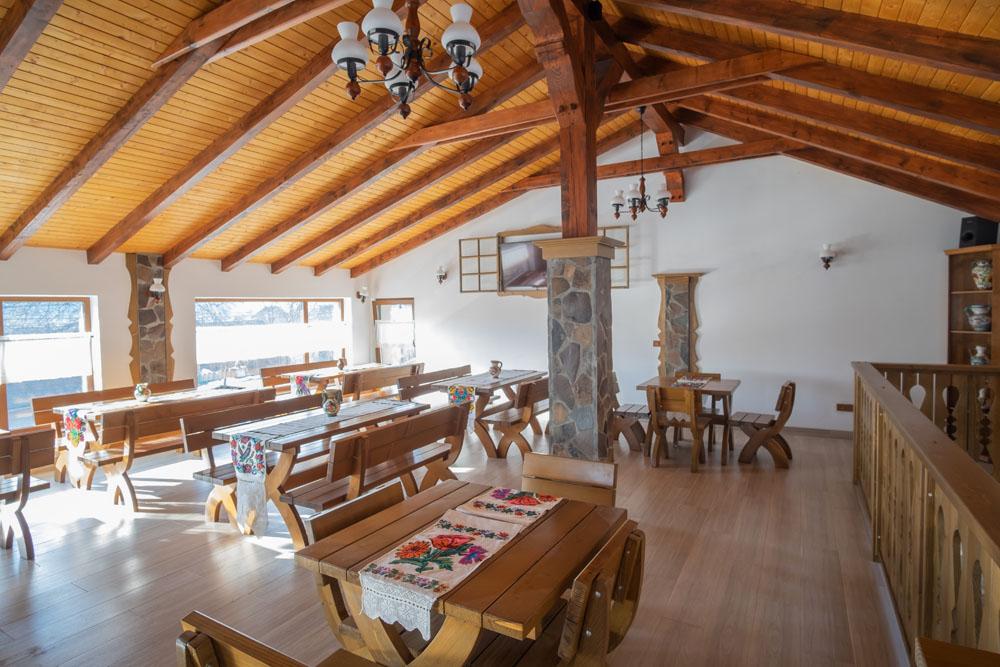 Pensiunea Vaser - Servicii - Restaurant