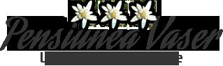 Pensiunea Vaser Logo